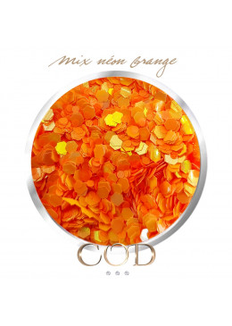 Mix Néon Orange