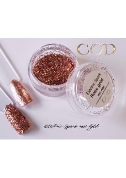 Glitter Fine rose Gold