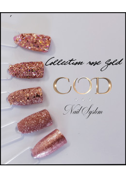 Collection rose Gold