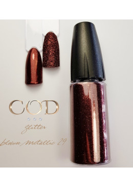Glitter Blown Metallic 29