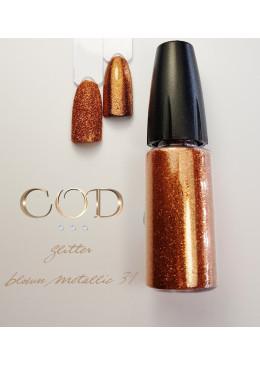 Glitter Blown Metallic 31
