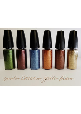 Glitter Blown Metallic 33
