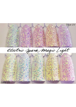 Electric Spark Magic Light 1