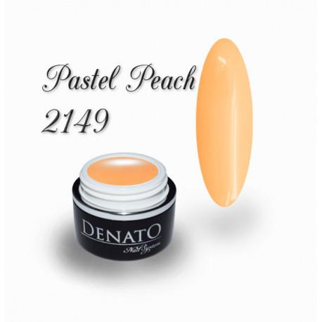 Gel Couleur Pastel Peach