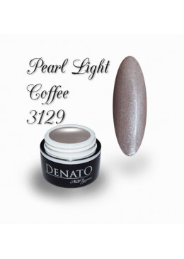 Gel Couleur Pearl Light Coffee