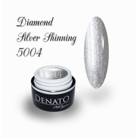 Gel Couleur Diamond Silver Shinning