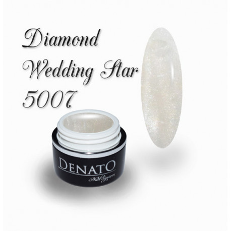 Gel Couleur Diamond wedding star