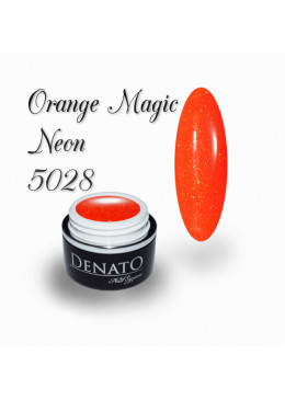 Gel Couleur Orange Magic Neon