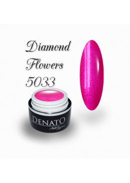 Gel Couleur Diamond Flowers
