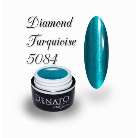Gel Couleur Diamond Turquoise