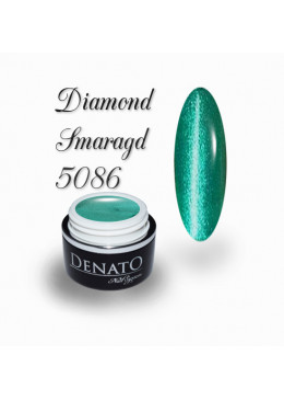 Gel Couleur Diamond Smaragd