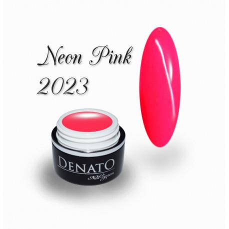 Gel Couleur Neon Pink