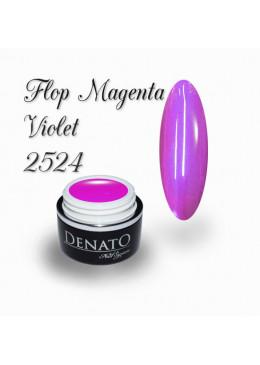 Gel Couleur Flop Magenta Violet