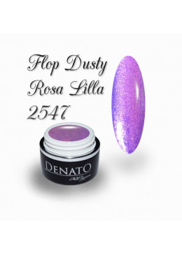 Gel Couleur Flop Dusty Rosa Lilla