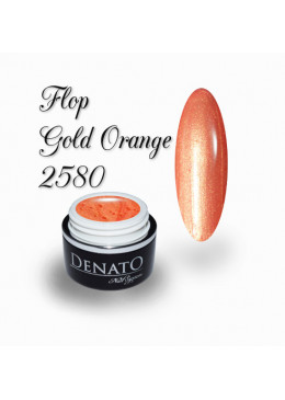 Gel Couleur Flop Gold Orange
