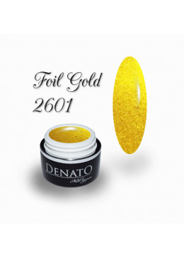 Gel Couleur Foil Gel Gold