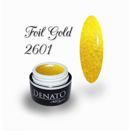 Gel Couleur Foil Gel Gold