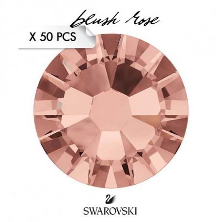 Crystal Swarovski Blush Rose SS5