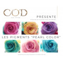 Collection pigment Pearl Color