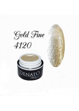 Gold fine