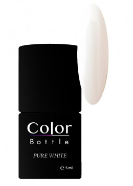 Color Bottle - Pure White
