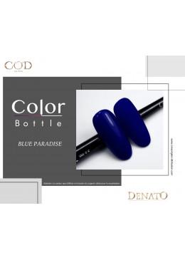 Color Bottle - Blue Paradise
