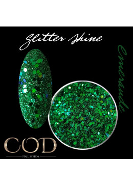 Glitter Shine emeraude