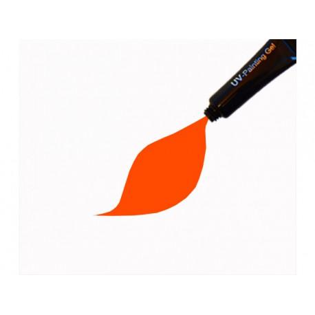 Paint néon orange