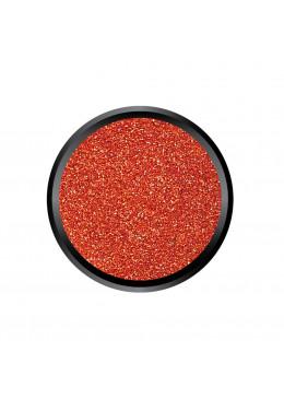 Blown Glitter Orange Brown