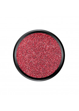 Blown Glitter Red Wine