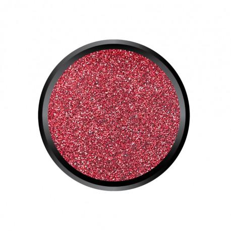 Blown Glitter Red Wine