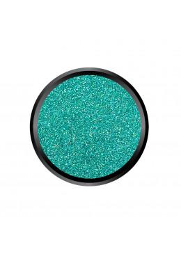 Blown Glitter Sea Blue