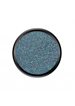 Blown Glitter Dream Black Smaragd