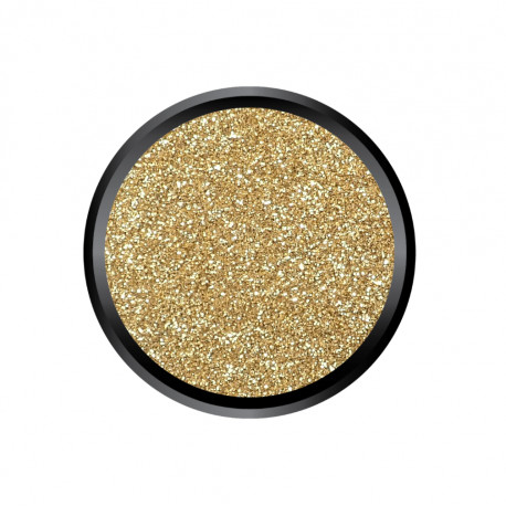Blown Glitter Gold Fine