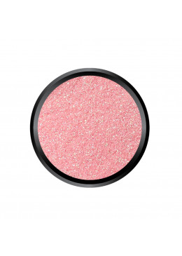 Blown Glitter Pastel Rose
