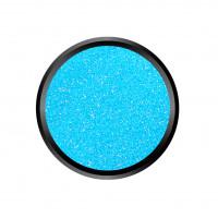 Blown Glitter Soft Blue