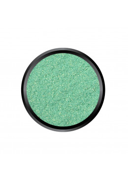 Blown Glitter Soft Green