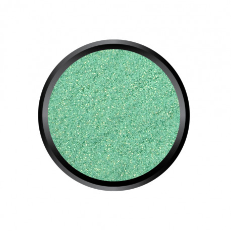Blown Glitter Soft Green