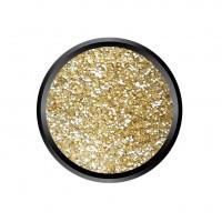 Electric Spark satin Gold