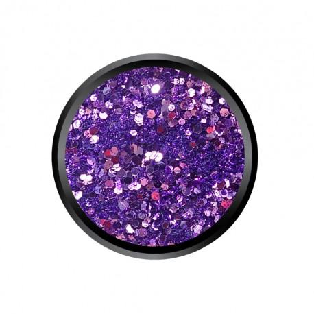 Glitter Shine Purple