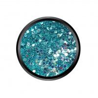 Glitter Shine turquoise
