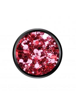 Mix Effet Glitter 15