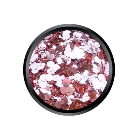 Mix Effet Glitter 17