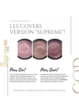 Supreme Line Cover Pink 50ml
