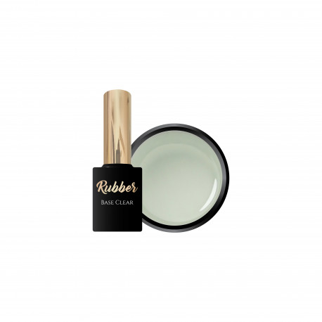 Rubber Base Clear 15 ml