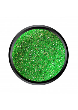 Electric Spark Silvery Green