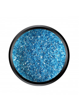 Electric Spark Silvery Blue