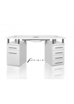 Table Afina Unbodied 140 cm