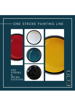 Collection One Stroke Paint