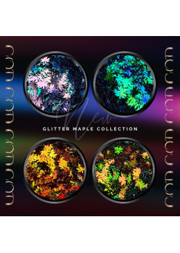 Glitter Maple Collection